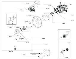 rless shower valve parts delta shower faucet parts diagram erless valve repair instructions
