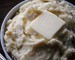 mashed potatoes and butter. Perfect Butter On Mashed Potatoes And Butter T