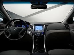 hyundai sonata 2013. 2013 hyundai sonata hybrid sedan base 4dr interior 1