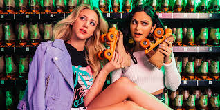 Image result for camila mendes and lili reinhart