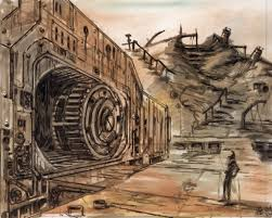Vault door | Fallout Wiki | FANDOM powered by Wikia