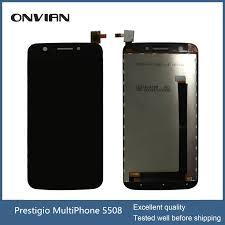 Prestigio MultiPhone 5508 Duo LCD ...