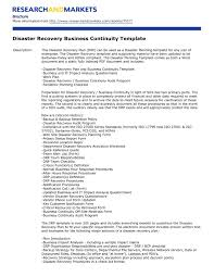 Difference Between Drp And Bcp Vs Disaster Recovery Plan Sample