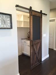 Decorating door solutions pictures : Functional Art – The Sliding Barn Door Trend – Midwest Nest Magazine
