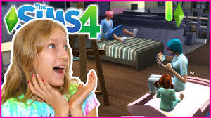 Having a Family Home in SIMS - YouTube
