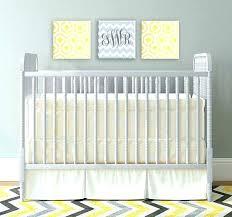 yellow nursery bedding grey and white baby bedding grey and yellow nursery gray and yellow imagination