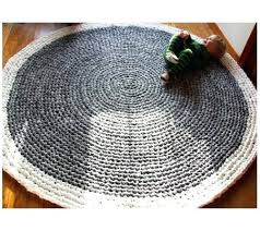 round nursery rugs canada custom organic cotton crochet rug sweet handmade for the or playroom baby
