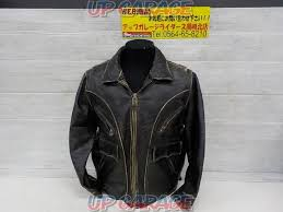 avirex avirex leather jacket size m