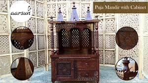 sheesham rosewood temple puja mandir