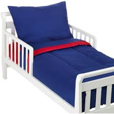 American Baby pany 100% Cotton Percale Toddler Bedding Royal