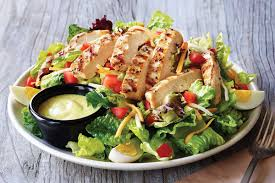 grilled chicken salad. Beautiful Salad Grilled Chicken Salad Image With I