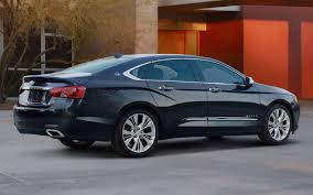 2014 Chevrolet Impala First Look - 2012 New York Auto Show - Motor ...