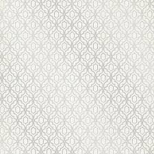 Silver Pattern Extraordinary Metallic Wallpaper Silver Gold More Burke Décor BURKE DECOR