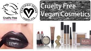vegan makeup vs free cosmetics