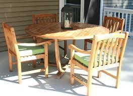 cleaning teak furniture cleaning sealing outdoor teak furniture