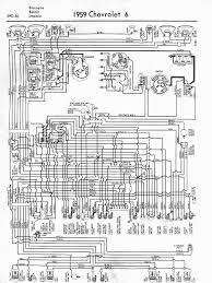 first generation el camino wiring diagrams