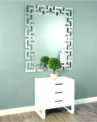 large frameless wall mirrors large wall mirrors large mirror mirrors the chandelier mirror company with