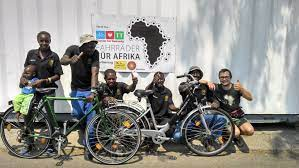 bikes for africa generation change