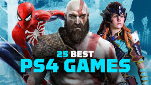 IGN's Top 25 PlayStation 4 Games