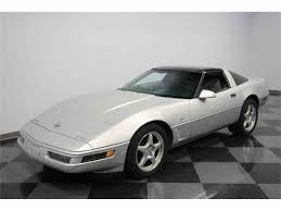 1996 Chevrolet Corvette for Sale | ClassicCars.com | CC-1050042