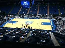 Target Center Seat View Target Center Section A Target
