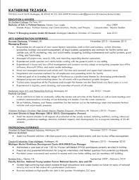 Ideas Collection Art And Theater Administratorr Resume Job Search In