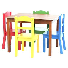 wood table and chair for kids wooden table and chairs children kids furniture wooden table chair home design center florida