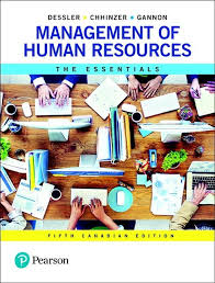 Test Bank for Management of Human Resources The Essentials 5th ...