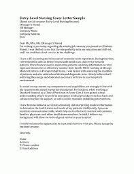New Grad Nurse Cover Letter Example | Nursing Cover Letters inside Cover  Letter For Nursing Student