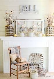 fall into great fireplace design