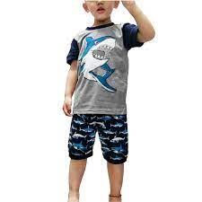 Bộ áo liền quần in hình cá mập cho bé trai & gái - Sắp xếp theo liên quan  sản phẩm