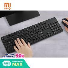 Bảng giá Bộ bàn phím kèm chuột không dây Xiaomi Miiiw Phong Vũ