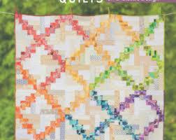 Irish chain quilt | Etsy & Irish Chain Quilts by Melissa Corry, Comtemporary Twists on a Classic  Design, Irish Chain Adamdwight.com