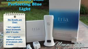 Tria Blue Light Reviews Review Does Blue Light Acne Treatment Really Work Im
