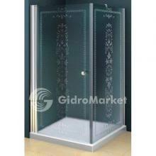 <b>Душевые уголки 100х80</b> купить в интернет-магазине Гидромаркет