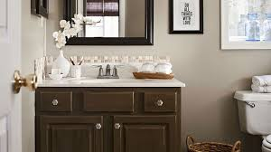 Budget Bathroom Makeover Better Homes Gardens Simple Ideas Bathroom Remodel