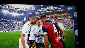 Juventus Genoa Bonucci capitano assenza Chiellini