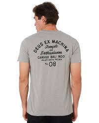 Deus Ex Machina Clothing Size Chart Canggu Address Mens Tee