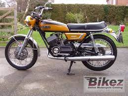 1971 yamaha ds 7 specifications and
