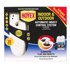 Hovex <b>2 in 1</b> Indoor and <b>Outdoor</b> Auto Control | Bunnings Warehouse