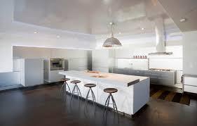 painted concrete floorsPainted Concrete Floor Designs In Modern Kitchen concrete floor