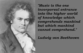 Music Quotes By Beethoven. QuotesGram via Relatably.com