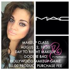 mac makeup cl the is a day to night look goo