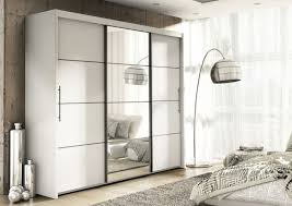 sliding door bedroom furniture. Inova White Sliding Door Wardrobe Slider Bedroom Furniture Chest Of Drawers S