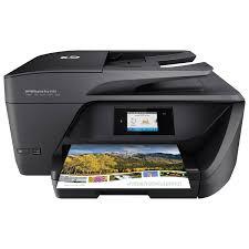 Hp Officejet Pro 6968 All In One Inkjet Printer With Fax Inkjet
