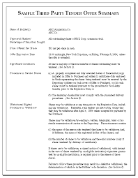 Tender Document Template Best 44 Example Of Tender Document Quote Templates Lexar F