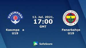 Kasımpaşa U19 vs Fenerbahçe U19 live score, H2H and lineups