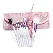 lownice 8 pcs makeup brushes