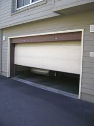 garage door off trackOff Track  Stuck Garage Doors  Quick Fix Garage Door Repair