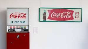Coca Cola Vending Machine Customer Service Gorgeous To Infinity And Beyond Innovations That Have Helped Spread The